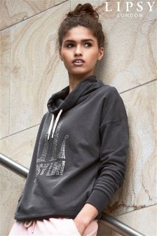 Lipsy Funnel Neck Hoody
