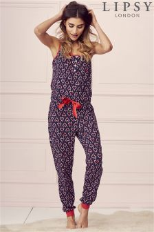Lipsy Candy Cane Jumpsuit