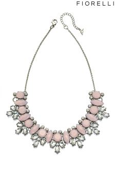 Fiorelli Jewellery Crystal Cluster Necklace