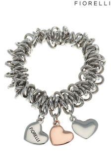 Fiorelli Jewelllery Scrunchie Style Bracelet