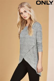 Only Twist Pullover Knitted Jumper