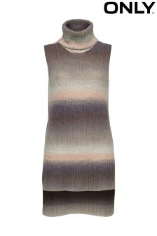 Only Turtleneck Dress Knitwear