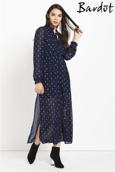 Bardot Celestial Print Maxi Dress