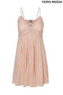 Vero Moda Smoke Lace Cami Dress