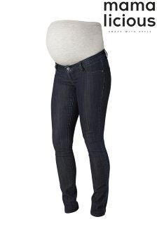 Mamalicious Maternity Slim Jeans