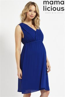 Mamalicious Maternity Woven Dress