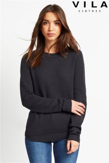 Vila Knit Top