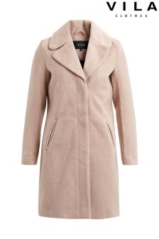 Vila Wool Coat