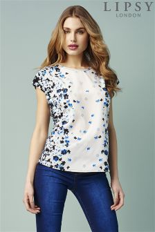 Lipsy Floral Tee