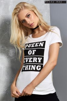 Noisy May Queen Tee