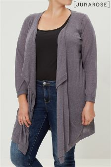Junarose Long Sleeve Knit Cardigan