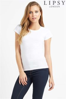 Lipsy Short Sleeve Top