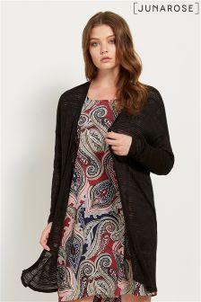 Junarose Knit Plus Size Cardigan
