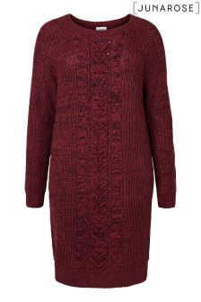 Juna Rose Long Sleeve Knit Dress