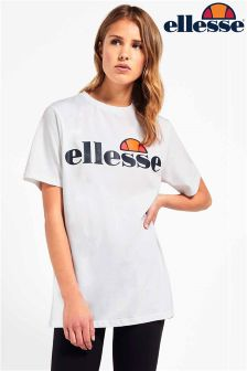 Ellesse Boyfriend Fit Tee Shirt
