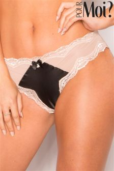 Pour Moi Envy Brazilian Brief