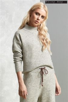Noisy May Long Sleeve Knit Top