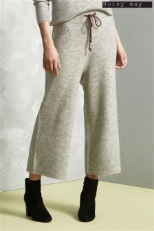 Noisy May Knitted Culotte Pant