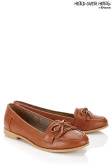 Head Over Heels Fringe Loafers