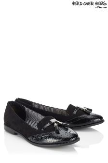 Head Over Heels Tassel Brogues