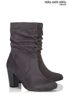 Head Over Heels Calf Boots