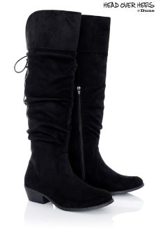 Head Over Heels Classic Knee High Boots