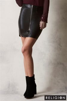 Religion Steel Skirt