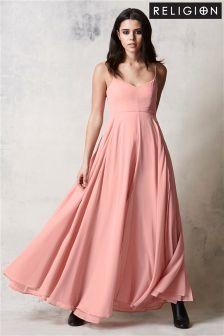 Religion Maxi Dress