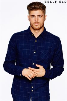 Bellfield Mens Check Shirt
