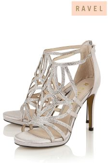 Ravel Caged Sandal