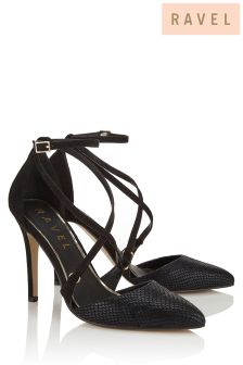 Ravel Strappy Court Shoe