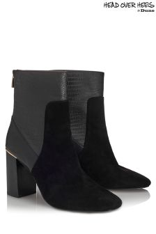 Head Over Heels Pointed Boots