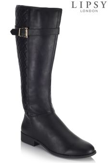 Lipsy Below Knee Riding Boot