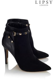 Lipsy Studded Ankle Boots
