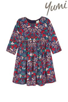 Yumi Girl Print Dress