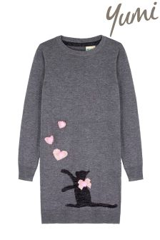 Yumi Girl Jumper Dress