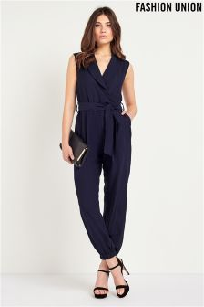 Fashion Union Ladies Jumpsuit