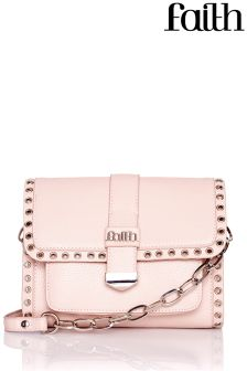 Faith Mini Eyelet Shoulder Bag
