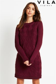 Vila Knit Dress