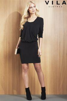 Vila Shift Dress