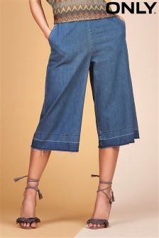 Only Denim Culottes