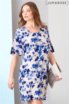 Junarose Floral Print Dress