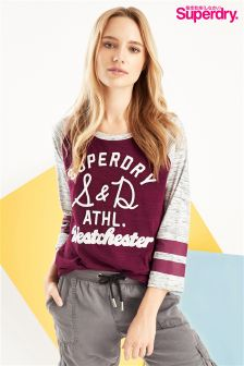 Superdry Applique Top