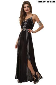 Tally Weijl Embellished Maxi Dress