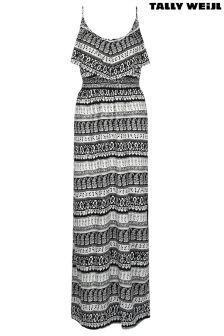 Tally Weijl Print Maxi Dress