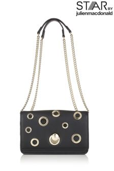 Star By Julien Macdonald Eyelet Chain Shoulder Bag