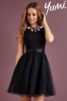 Yumi Prom Tulle Dress