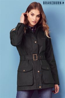 Brakeburn Coated Jacket
