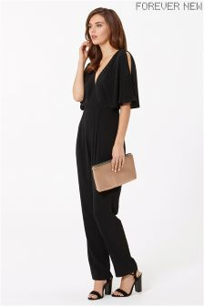 Forever New Kimono Sleeve Jumpsuit