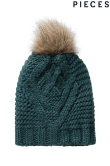 Pieces Knitted Hat